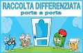Raccolta differenziata porta a porta