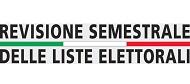 revisione semestrale liste elettorali