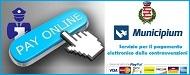 Pagamento online delle contravvenzioni