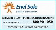 Segnalazione guasti illuminazione pubblica Enel Sole