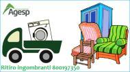 Servizio gratuito di raccolta dei rifiuti ingombranti