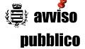 Avviso pubblico con logo