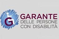 Sezione dedicata al garante della persona disabile